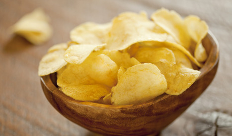 Italian crisp makers fined over 'healthy' claims