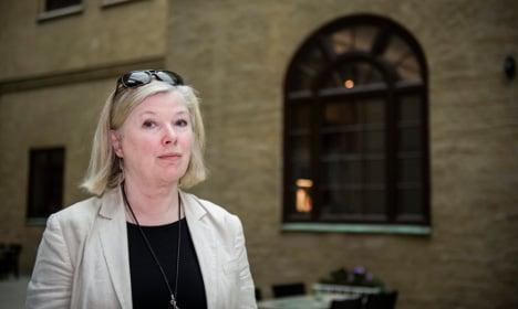 War criminals could go unpunished in Sweden
