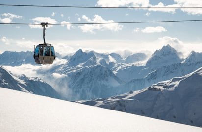 Police warn of hit and runs on Austria's slopes