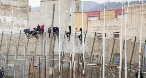 Morocco crackdown continues at Melilla