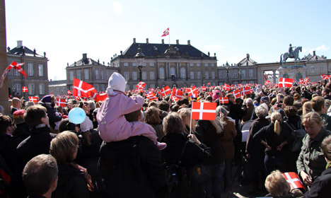 Immigration in Denmark at an all-time high