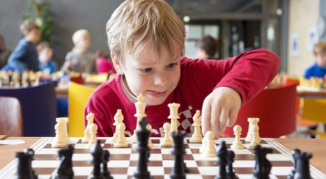 Chess to be taught in Spanish schools