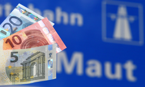 Bundestag passes 'foreigner toll' for roads