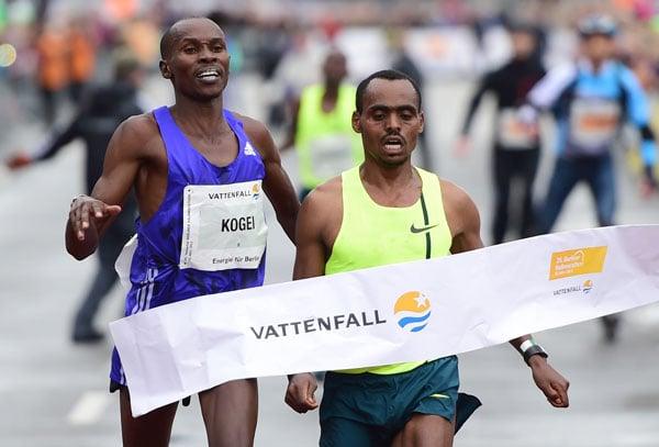 Ethiopia's Legese wins Berlin half marathon