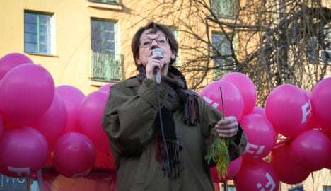 Swedish feminist party launches in Oslo