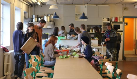 Cultures in the mix at Aarhus People's Kitchen