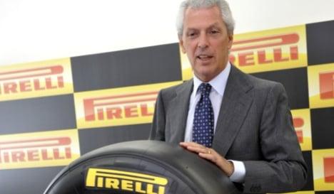 Pirelli hits back at China deal critics