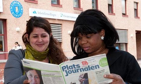 Sweden unemployment stable as EU reports dip