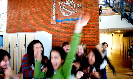 Profit concerns push Swedish schools abroad