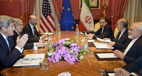 Iran journo at Lausanne talks seeks Swiss asylum