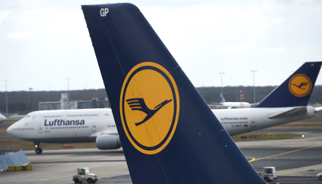 Lufthansa cancels 60th jubilee celebration