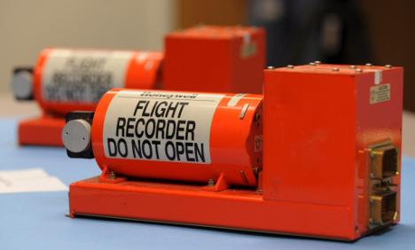 Lufthansa fear second black box won't be found