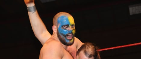 Wrestler critically injured after 'powerbomb' move
