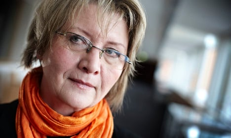 Stieg Larsson's partner blasts trilogy sequel