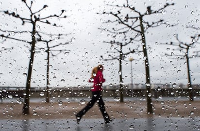 Wet and stormy weather outlook for Easter