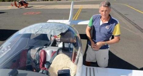 Swiss pilot dies in Ecuador volcano crash
