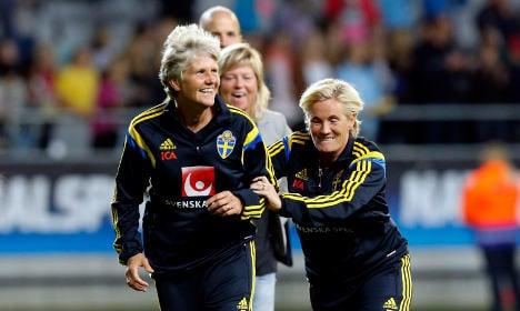 Is Swedish super coach Pia Sundhage quitting?