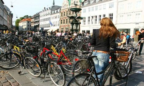 Copenhagen is Europe's second-cleanest city