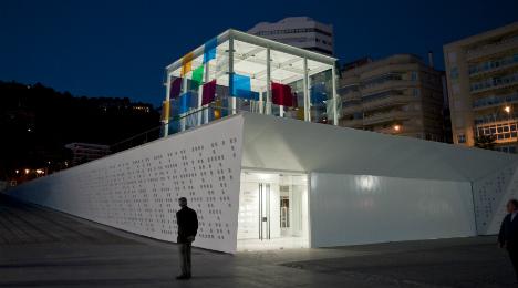 Grand opening for Málaga Pompidou