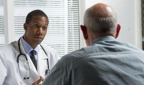 Doctors warn against snap crash reaction
