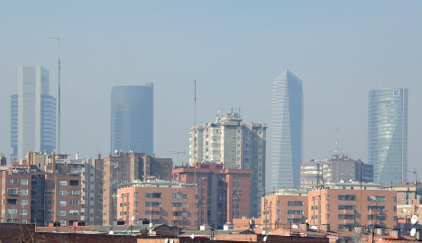 Madrid gets 'F' grade for clean air efforts