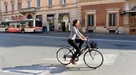 Sooty Rome failing on air pollution