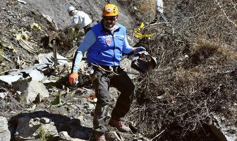 The story of the doomed Germanwings flight