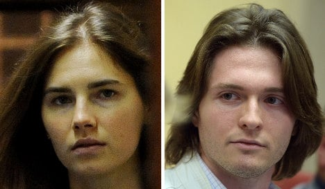 Italy clears Knox and Sollecito of murder
