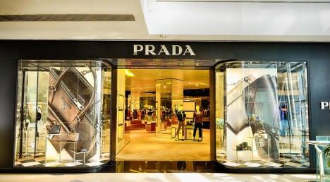 Prada profit down on China and Europe slump