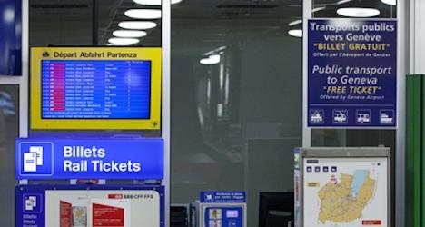 Geneva-airport cab fares 'priciest in Europe'