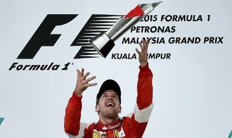 Ferrari put fizz back into Formula One
