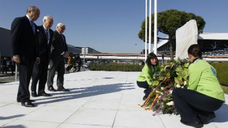 Germanwings memorial held in Barcelona
