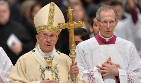Turkey slams Pope's Armenia 'genocide' claim