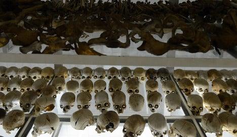France declassifies Rwanda genocide docs