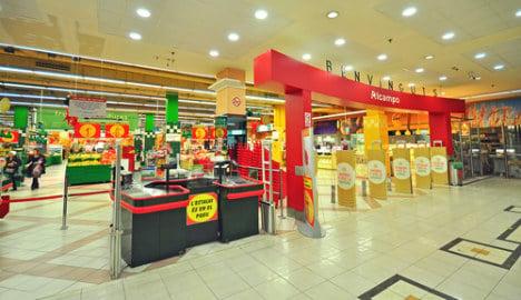 Oops: Man 'creates' first drive-thru supermarket