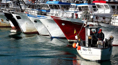 Four feared dead after fishing boat capsizes