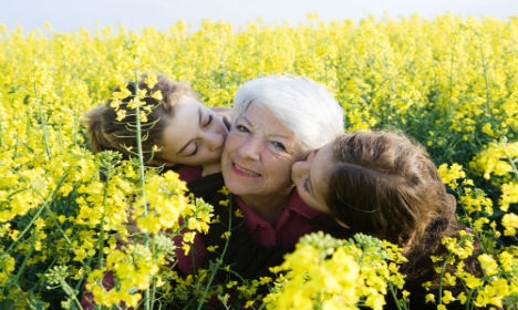 Retired Danish women 'happiest of the happy'