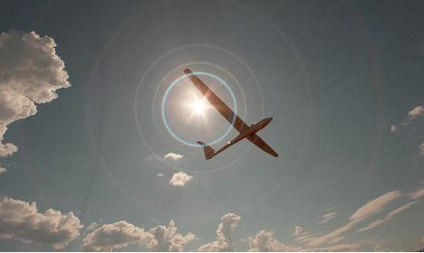 Man, 18, dies as glider plane crashes in Sweden