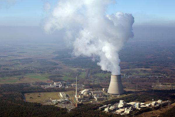 Emsland nuclear power plant taken offline