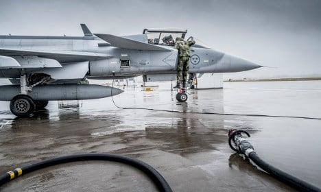 Brazil prosecutors probe Sweden's fighter jet deal