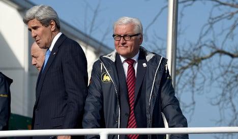 G7 throws weight behind German diplomacy