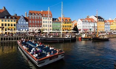 Danish tourism suffers sluggish growth