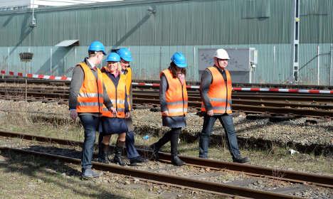 Sweden in billion kronor railway revamp bid