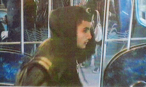 CPH shooter shared cell with Isis supporter