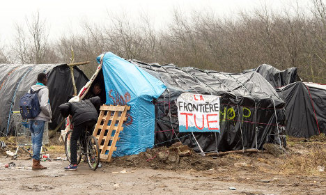New Calais migrant camp 'the worst in Europe'