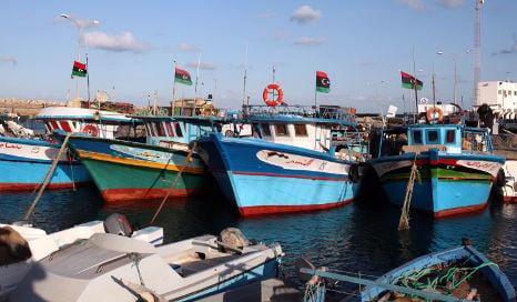 Italian fishing boat seized off Libya's coast