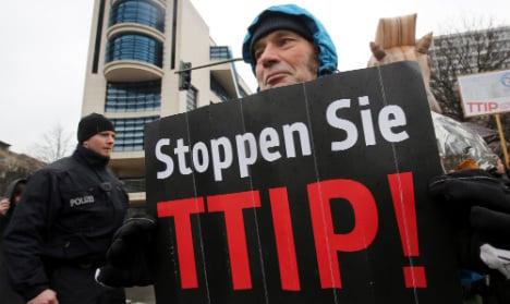 EU-US trade talks prompt German ire