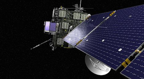 Rosetta mission findings stun scientists