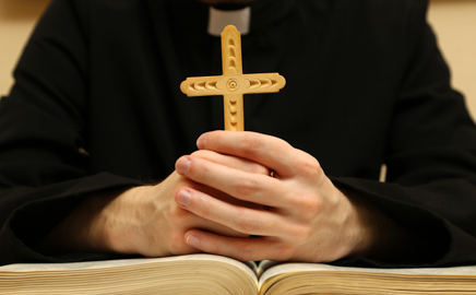 Priest in hot water after Mein Kampf comparison