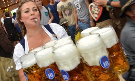Oktoberfest beer prices shoot over €10